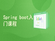 Spring boot入门课程