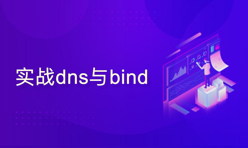 实战dns服务器-bind