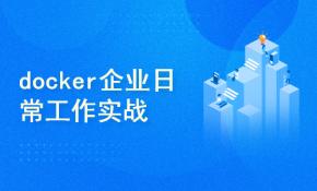Docker容器企业日常工作实战