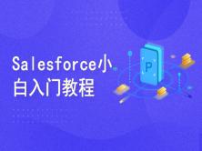 易拓大学Salesforce小白入门指南 基础教程