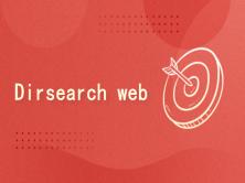 Dirsearch工具解析 此课程无资料下载