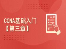 2021思科CCNA基础入门--3【CCNA路由原理和配置篇】-含2021新版题库