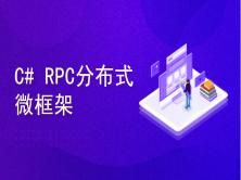 C# 使用RPC分布式微框架实现C/S上位机登录功能
