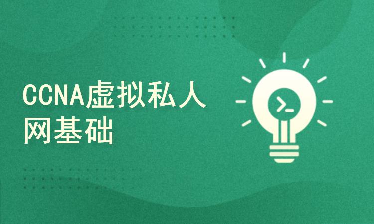 思科 CCNA【虚拟私有网】视频课程