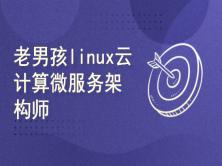 老男孩linux云计算微服务架构师