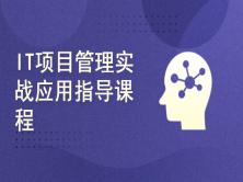 IT项目管理实战应用指导系列课程-【乙方项目经理学习】