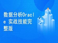 Oracle 11G 入门到项目开发