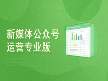 2020版新媒体微信公众号运营加粉变现+H5原创高收益课程【二合一系统课】
