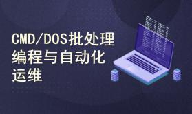 Kali与编程:入门和实战CMD/DOS批处理编程与自动化运维