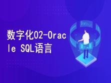 数字化人才培训-Oracle数据库工程师(中级)02-Oracle SQL开发语言