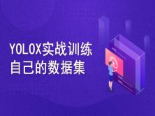 YOLOX目标检测实战:训练自己的数据集