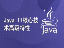 Java 11核心技术高级特性