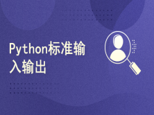 Python标准输入输出