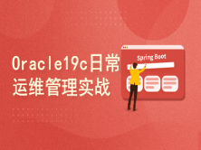 Oracle19c日常运维管理实战-Oracle数据库工程师(数字化人才培训中级)01