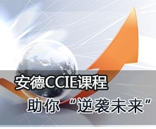 """安德CCIE课程助你""""逆袭未来""""专题"""