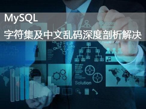 MySQL字符集及中文乱码深度剖析解决-老男孩运维DBA实战第四部