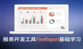 FineReport报表工具/报表开发工具-初级入门视频课程