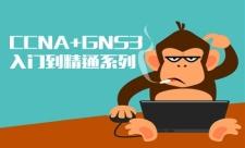 CCNA+GNS3入门到精通系列课程专题
