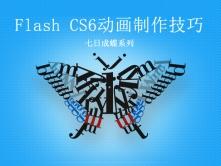 Flash CS6动画制作技巧基础篇(第一部)(七日成蝶)