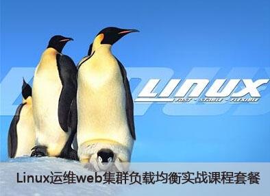 企业级Linux运维web集群负载均衡实战课程专题