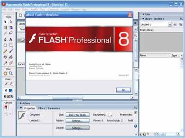 Flash设计基础入门视频课程
