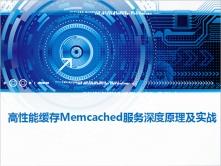 高性能缓存Memcached服务深度原理及实战视频课程